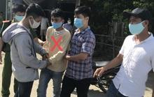 Cô gái ship hàng ở Huế bị cướp điện thoại khi dừng bên đường