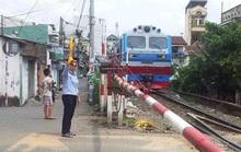 TP HCM: Sẽ xử nghiêm các vi phạm liên quan đường sắt