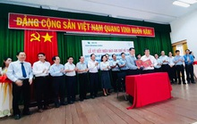 BV Chợ Rẫy chuyển giao kỹ thuật điều trị mới cho tỉnh Bến Tre