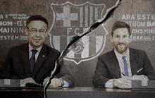 Messi yêu cầu ra đi sớm, giông bão ập đến Barcelona