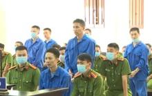 6 bị cáo trong đường dây ma túy khủng bị tuyên án tử hình