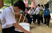 Vì sao điểm thi tiếng Anh đứng bét bảng trong 9 môn thi THPT 2020?
