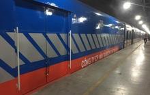 Đường sắt đưa loại hình vận chuyển hàng hoá hoàn toàn mới vào khai thác