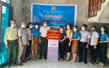 Hà Nội: Nhiều đoàn viên khó khăn được an cư