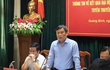 Tân Bí thư  Quảng Bình lên tiếng vụ chi  2,2 tỉ đồng mua cặp: Đại hội tổ chức tiết kiệm, không cần phô trương