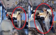 Thanh tra xe buýt gọi khách lớn tuổi là thằng già và đòi cắt cổ bị sa thải