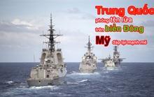 eMagazine: Trung Quốc phóng tên lửa trên biển Đông, Mỹ đáp trả mạnh mẽ