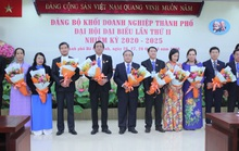 Bà Lê Thị Hồng Hậu tái đắc cử Bí thư Đảng ủy khối Doanh nghiệp TP HCM