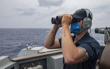 Mỹ tố Trung Quốc phóng 4 tên lửa ra biển Đông