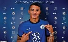Siêu trung vệ Thiago Silva đầu quân giá 0đ cho Chelsea