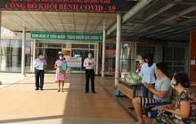 Trưởng Trạm thu phí Tam Kỳ và 9 người khác ở Quảng Nam xuất viện