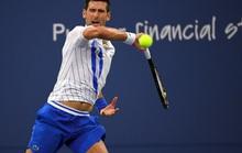 Clip Djokovic ngược dòng thắng, vào chung kết Cincinnati Open 2020