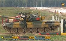 Tuyển xe tăng Việt Nam vào bán kết Army Games 2020