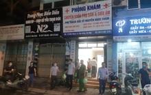 Thai phụ tử vong ở phòng khám tư: Bác sĩ khai gì?