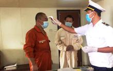 Cách ly 21 người Trung Quốc nhập cảnh vào Quảng Bình trên tàu  Amoy Dream