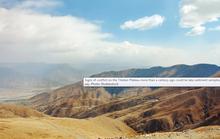 Khảo sát địa chất, phát hiện những bóng ma rùng mình ở hồ sông băng Tây Tạng
