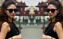 Gu thời trang sành điệu của BTV Ngọc Trinh
