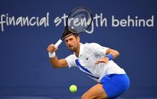 Clip Djokovic bị loại khỏi US Open 2020 vì... đánh bóng vào trọng tài
