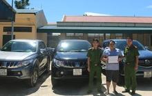 Từ Đài Loan sang Việt Nam trộm xe ôtô đi cầm đồ lấy tiền tiêu xài