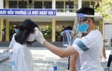 Đà Nẵng: Gần 11.000 thí sinh thi tốt nghiệp THPT đợt 2 đã được lấy mẫu xét nghiệm Covid-19