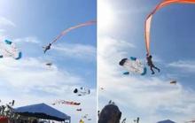 Dây diều quấn quanh bụng, bé gái Đài Loan 3 tuổi bị cuốn bay lên trời