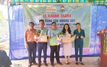 Khánh thành và trao tặng công trình cầu Mương Sậy, huyện Châu Thành, Đồng Tháp