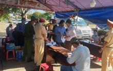 Lịch trình 3 ca Covid-19 ở Quảng Nam: 1 người ở Tiên Phước, 2 ở Điện Bàn