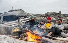 Chuyến phiêu lưu nhiều tháng bằng thuyền buồm đến Bắc Cực