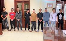 Mâu thuẫn ghẹo gái, 30 thanh niên 2 huyện ở Thanh Hóa truy sát nhau gây náo loạn quốc lộ