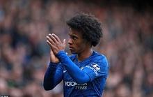 Ngôi sao Brazil Willian gửi tâm thư cảm động trước khi rời Chelsea