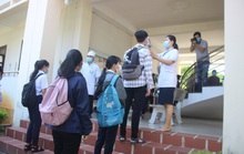 Giữa tâm dịch Covid-19, hơn 7.500 thí sinh Quảng Nam làm thủ tục dự thi