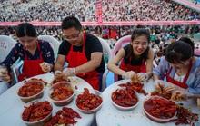 """Nông dân Trung Quốc trả giá đắt khi """"nhường"""" ruộng cho tôm hùm đất"""
