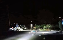 Tông vào đôi nam nữ đi bộ bên đường, người đàn ông đi xe máy tử vong tại chỗ