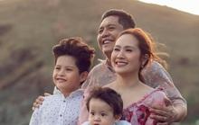 Con trai vợ chồng Thanh Thuý - Đức Thịnh bị dàn cảnh cướp điện thoại