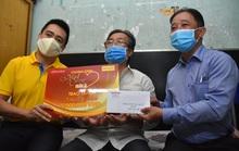 Mai Vàng nhân ái đến thăm nhạc sĩ Phan Thao và nhạc sĩ Kỳ Anh