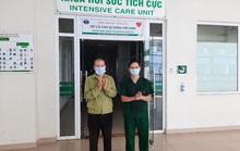 Người giao bánh pizza ở Hà Nội từng tổn thương phổi 70% đã khỏi Covid-19