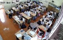 Cô giáo tát, đánh nhiều học sinh ngay trên lớp