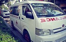CSGT TP HCM kiểm tra xử phạt xe cứu thương lạm quyền