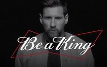 Budweiser đồng hành cùng Messi lan toả thông điệp Chất Vua không lùi bước