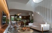 Ngôi nhà theo phong cách vừa đủ ở TP HCM