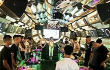 13 nam, nữ thanh niên mở tiệc ma túy ở quán Thiên Đường