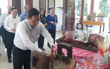 Tưởng niệm 28 năm ngày mất Nữ tướng Nguyễn Thị Định