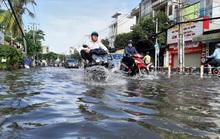 Cảnh báo mới nhất: Mưa lớn và triều cường cùng lúc đe dọa nhiều khu dân cư TP HCM