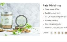 Thêm 6 người mắt mờ, tức ngực... khi ăn pate Minh Chay