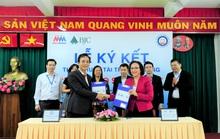 """MM Mega Market Việt Nam tài trợ học bổng """"Vươn cao sự nghiệp"""""""