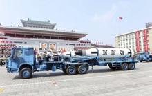 Triều Tiên sắp thử tên lửa dưới nước?