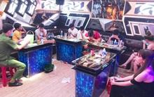 Quảng Nam: Lại phát hiện 10 nam nữ vào quán karaoke chơi ma túy