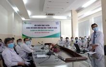 Bác sĩ ở TP HCM chữa bệnh từ xa cho bệnh nhân Tây Nguyên