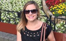 Nữ giảng viên xinh đẹp ở Mỹ chết vì thang máy rơi tự do