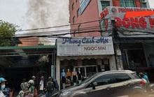 Cháy dữ dội ở Biên Hoà, khói bốc cao bao phủ một vùng trời